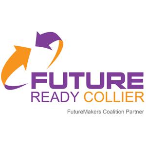 Future Ready Collier Logo