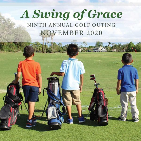 Ninth Annual Golf Outing A Swing of Grace November 2020